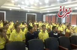 کیش میزبان 72 داور و کمک داور لیگ برتر فوتبال کشور شد