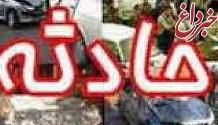 سانحه رانندگی در جاده «تبریز - ارومیه» 4 کشته و 2 مصدوم برجا گذاشت