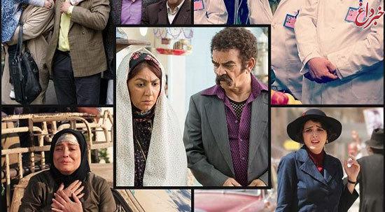 رقابت سریال ها در جشن «حافظ»
