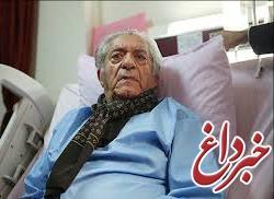 عزتالله انتظامی از بیمارستان مرخص شد