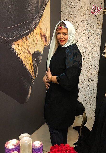خانم بازیگر جنجالی سینمای ایران هر روز لاغرتر از دیروز! + عکس