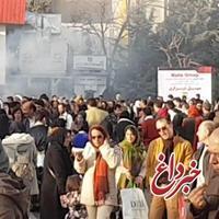 استقبال بیسابقه مردم از نمایشگاه گردشگری تهران
