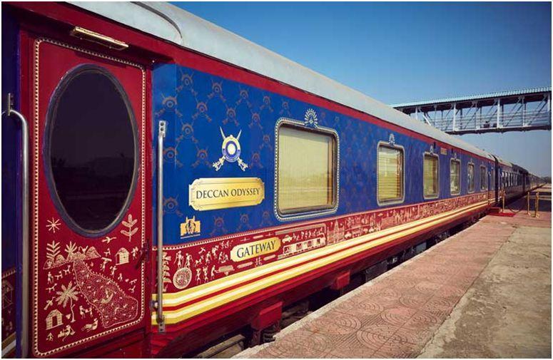 سفری رویایی با قطارهای لوکس دنیا