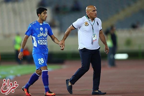 واکنش محسن کریمی به خروج از لیست بازیکنان استقلال