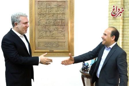 دیدار ارزیاب ایکوموس در پرونده منظر ساسانی فارس با رئیس سازمان میراثفرهنگی