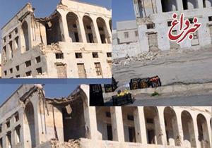 هیچکدام از بناهای ثبتملی بوشهر در زلزله آسیب ندیدهاند/ آسیب جزئی به ساختمان قدیم کمرگ دیّر
