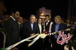 هتل کوروش جزیره کیش با حضور دبیر شورایعالی مناطق آزاد افتتاح شد