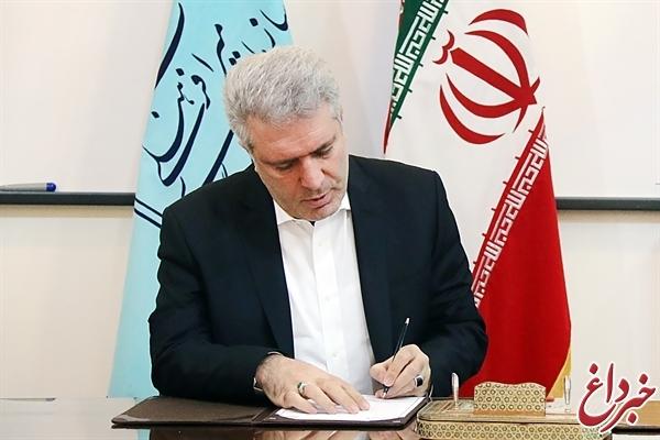 مدیرکل میراثفرهنگی استان مازندران منصوب شد