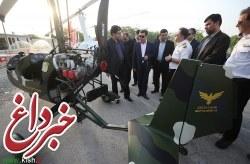 بازدید مدیرعامل سازمان منطقه آزاد کیش از مجموعه تفریحات هوایی کیش