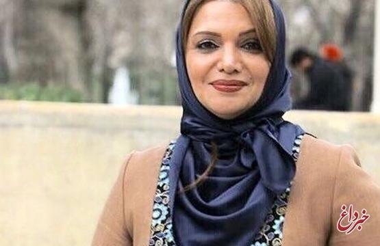 تیپ خانم بازیگر ایرانی در کاخ سلطنتی انگلستان ! + عکس