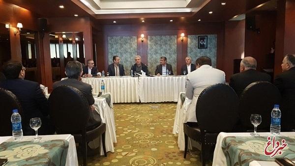 نشست رئیس سازمان میراث فرهنگی و جامعه هتلداران کشور برگزار شد