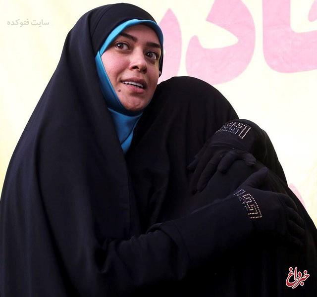 الهام چرخنده: از زمانی که چادری شدم ۵ قراردادم لغو شد / کیهان: نهادهای قضایی و امنیتی باید با عاملان و آمران لغو این قراردادها برخورد کنند
