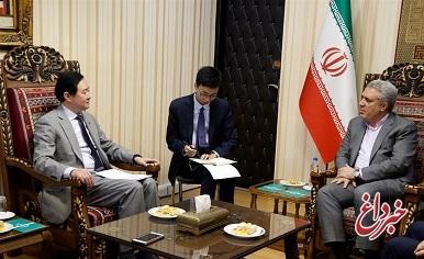 آمادگی ایران برای پذیرش 3میلیون گردشگر چینی