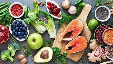 رژیم غذایی متعادل، التهاب پوستی را کاهش میدهد