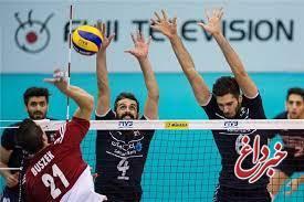 استارت بلندقامتان ایران با لهستان در المپیک
